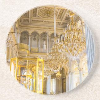 Statligt eremitboningmuseum St Petersburg Ryssland Underlägg