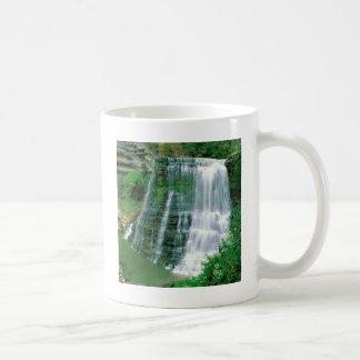 Statligt naturligt område Sparta för Kaffemugg
