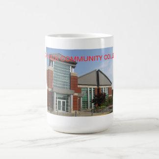 statligt universitet för ncc norwalk kaffemugg