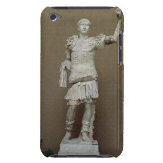 Staty av kejsaren Trajan (ANNONS 53-117) (marmor) iPod Touch Covers