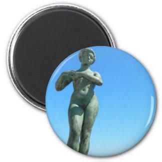Staty för Gaspar de Portola, Barcelona Magnet