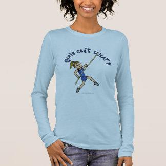 Stavhopp - blått (tända), tshirts