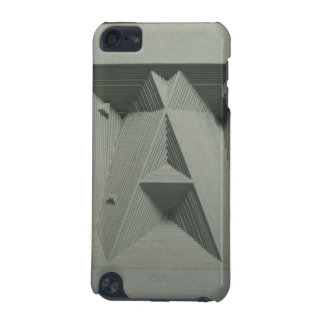Stax design för brev A iPod Touch 5G Fodral