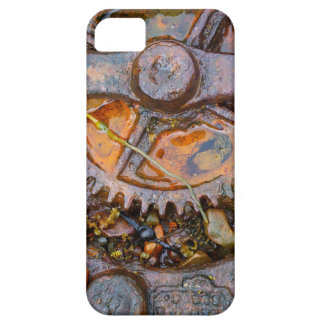 Steampunk Barely There iPhone 5 Fodral