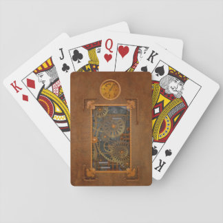Steampunk Casinokort