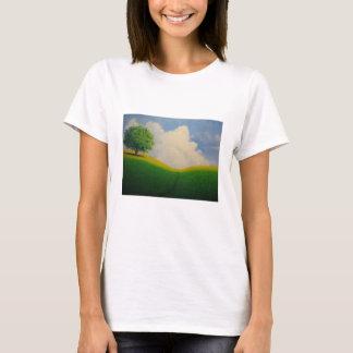 Steampunk dagdrömhorisont t shirt