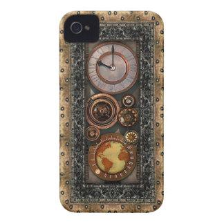 Steampunk elegans #2 iPhone 4 fodral