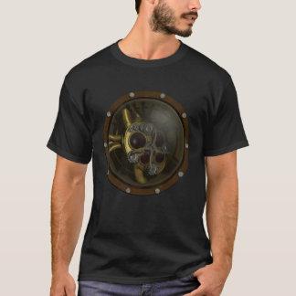 Steampunk mekanisk hjärtaskjorta tröja