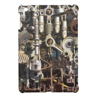 Steampunk mekaniska maskinerimaskiner iPad mini mobil skal