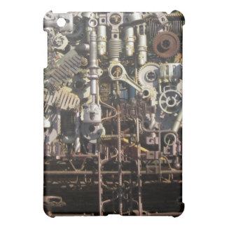 Steampunk mekaniska maskinerimaskiner iPad mini skal