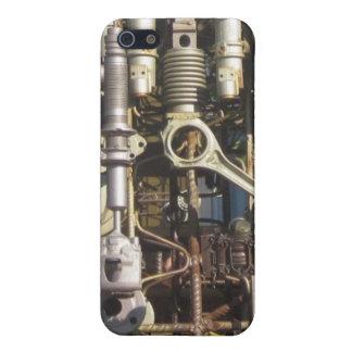 Steampunk mekaniska maskinerimaskiner iPhone 5 fodral