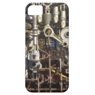 Steampunk mekaniska maskinerimaskiner iPhone 5 skydd