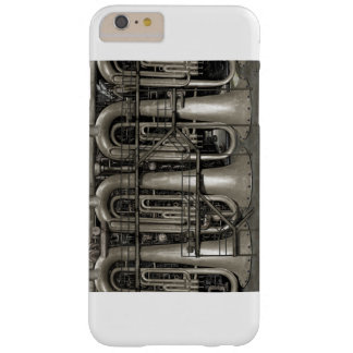 Steampunk musikfabrik barely there iPhone 6 plus skal
