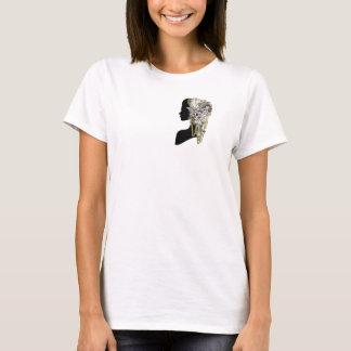 Steampunk skulptur - konsttrendig tee shirt
