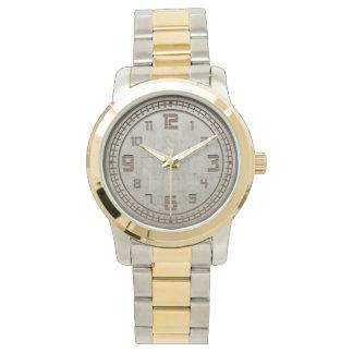 Steampunk Time handelsresande Armbandsur
