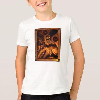 Steampunk utrustar urverkT-tröja Tshirts