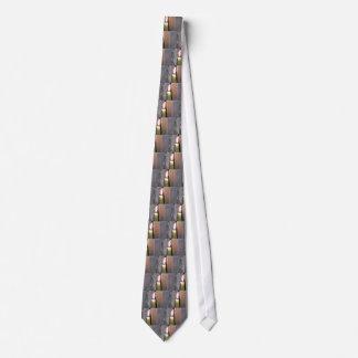 Stearinljus och bibel slips