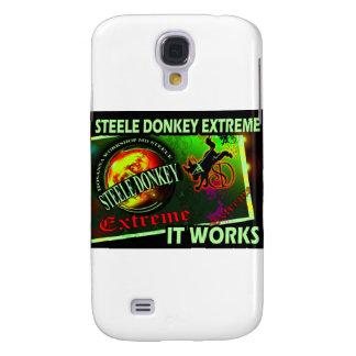 Steele åsna Barbados Galaxy S4 Fodral