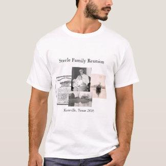 Steele familjmöte tröja