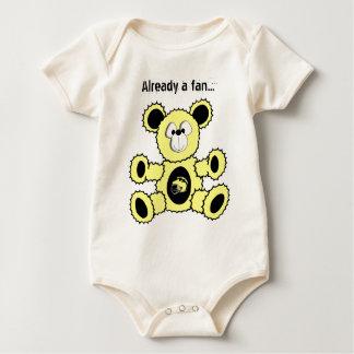 Steelers björn redan en fläkt… bebis creeper