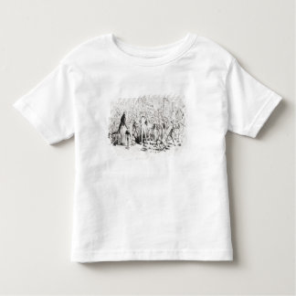 Steerforth och Herr Mell Tee Shirt