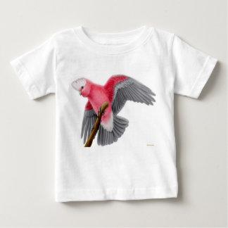 Steg den gick mot kakaduaspädbarnT-tröja Tee Shirts