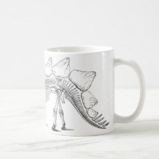 stegosaurus kaffemugg