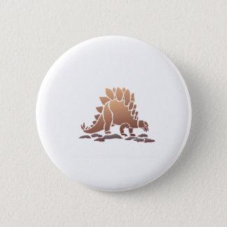 stegosaurus standard knapp rund 5.7 cm