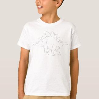 Stegosaurus Tröja
