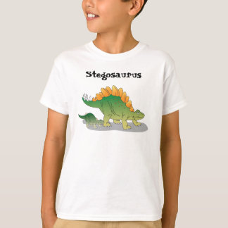 Stegosaurusen lurar shirt.en tee shirts