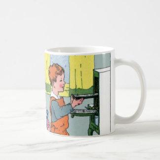 Stekheta Lumberjackkakor Kaffemugg
