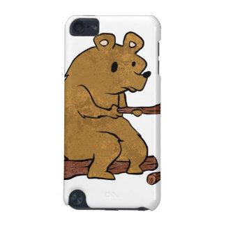stekheta marshmallows för björn iPod touch 5G fodral
