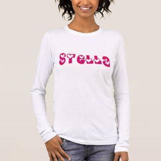 Stella i hjärtor tee shirts