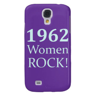 Sten för 1962 kvinnor, 50th födelsedag galaxy s4 fodral