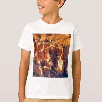sten knäcker sprickor tee shirt