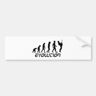 Sten - och - rullevolution bildekal