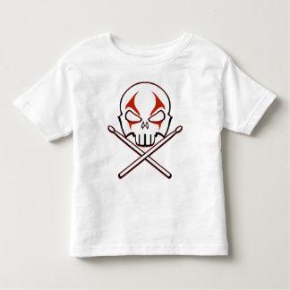 Sten & sten T för småbarn för heavy metal för Tee Shirts