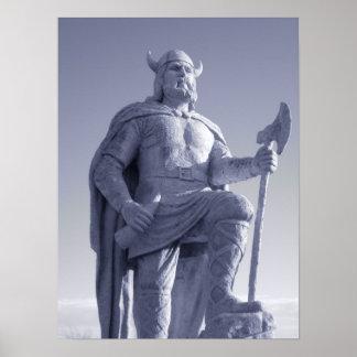 Sten Viking Print