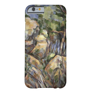 Stenar near de nedanföra grottorna den Noir Barely There iPhone 6 Skal