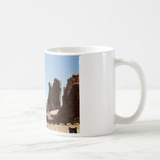 Stenbildande i Utah Kaffemugg