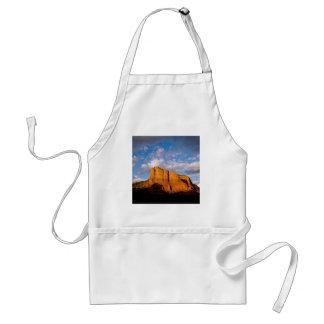Stendomstol Sedona Arizona Förkläde
