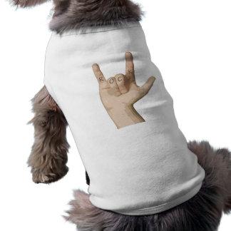 Stenfingrar Hundtröja