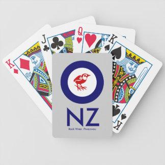 Stengärdsmyg Roundel Spelkort