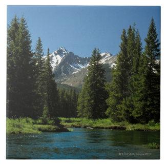 Stenig bergnationalpark, Colorado 2 Kakelplatta
