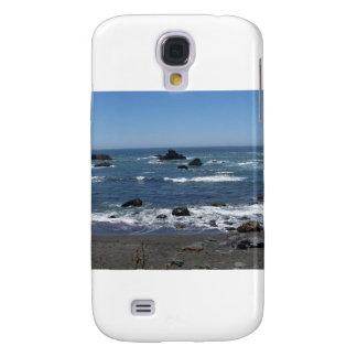 Stenig Kalifornien kusten Galaxy S4 Fodral