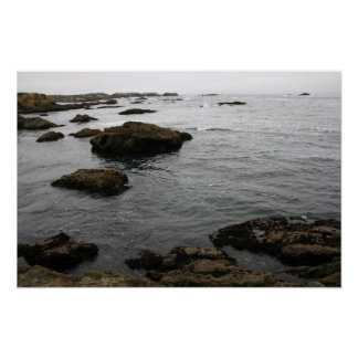 Stenig kusten poster