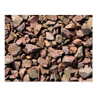 Steniga stenar vykort
