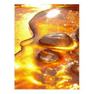 Stenkristaller Vykort