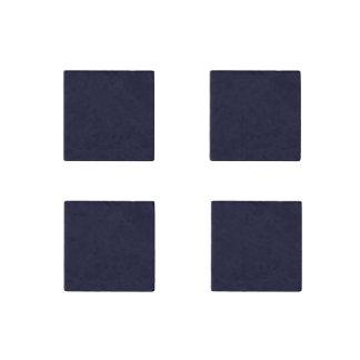 Stenmagnetmörk - blått stenmagnet