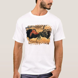 Stenmålning av bisonen, c.17000 BC T-shirt